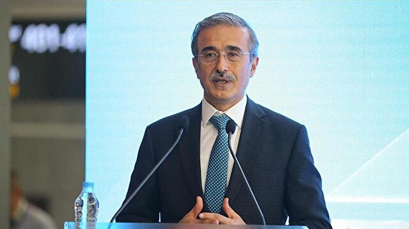 Savunma Sanayi Başkanı İsmail Demir açıklama yaptı.