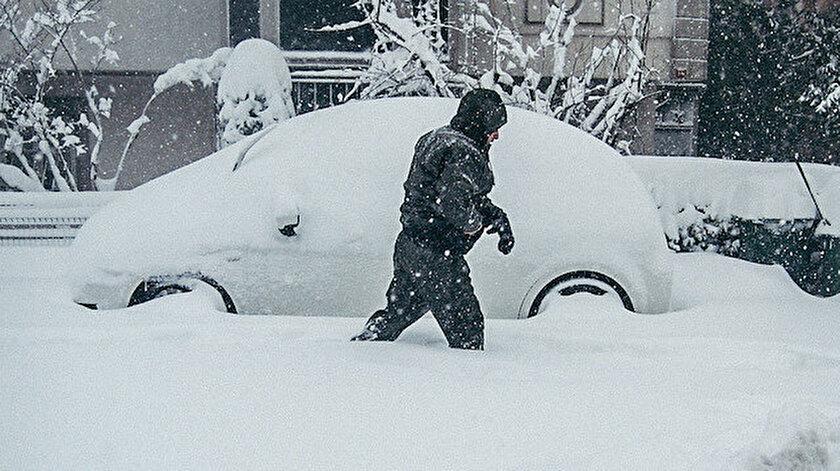 Meteorolojinin 4 Mart hava durumu raporunda kar uyarısı: Van, Şırnak, Hakkari, İstanbul hava durumu