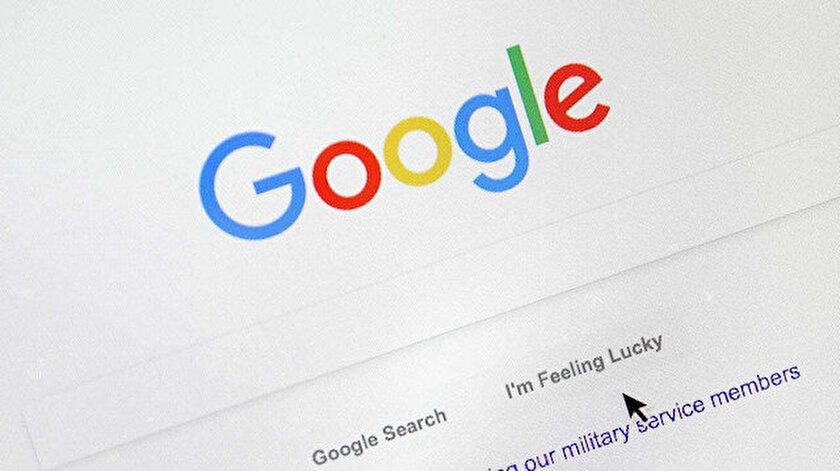 Google tarama geçmişine göre reklam pazarlamayı durduruyor