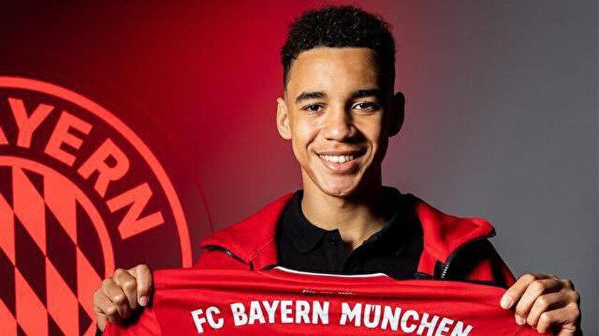 Bayern Münih, Jamal Musiala ile 5 yıllık sözleşme imzaladı