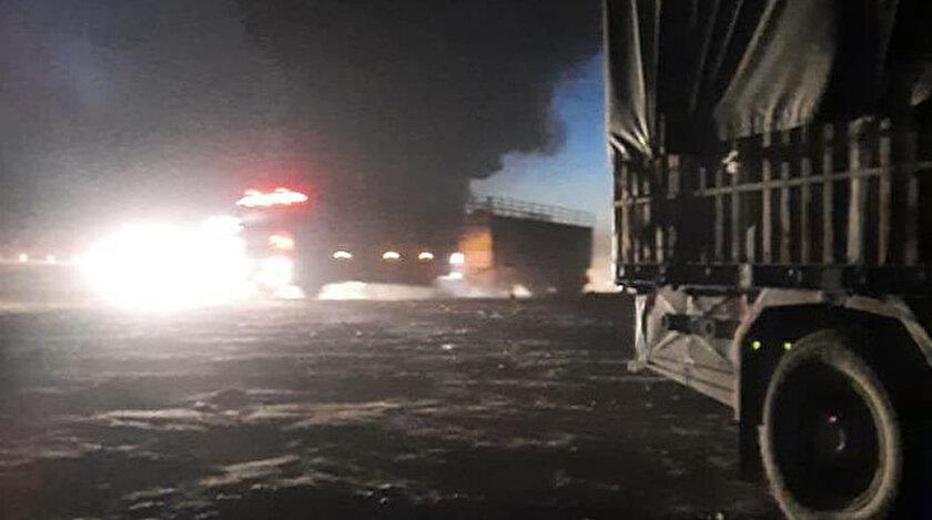 Suriyenin kuzeyine balistik füze saldırısı: Üç ölü 28 yaralı