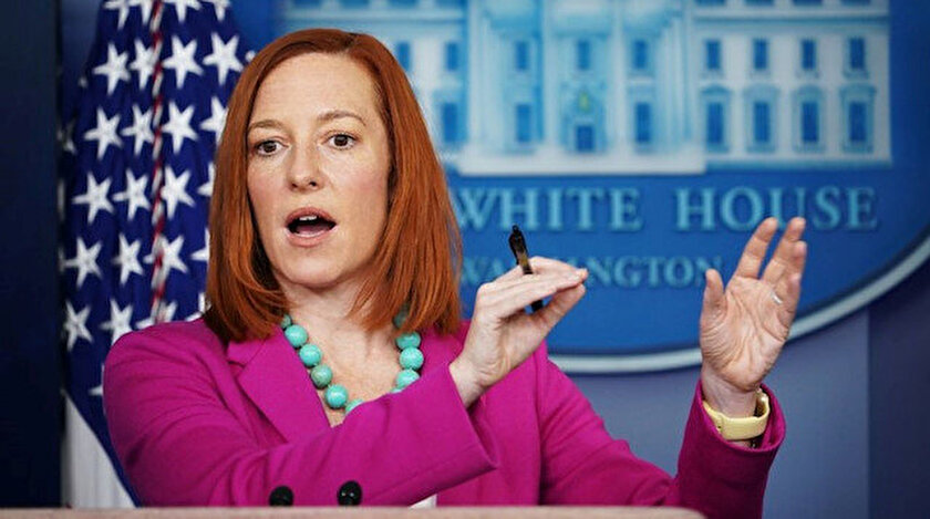 Beyaz Saraydan Suriyedeki hava saldırılarına ilişkin açıklama: ABDnin nefsi müdafaasıydı