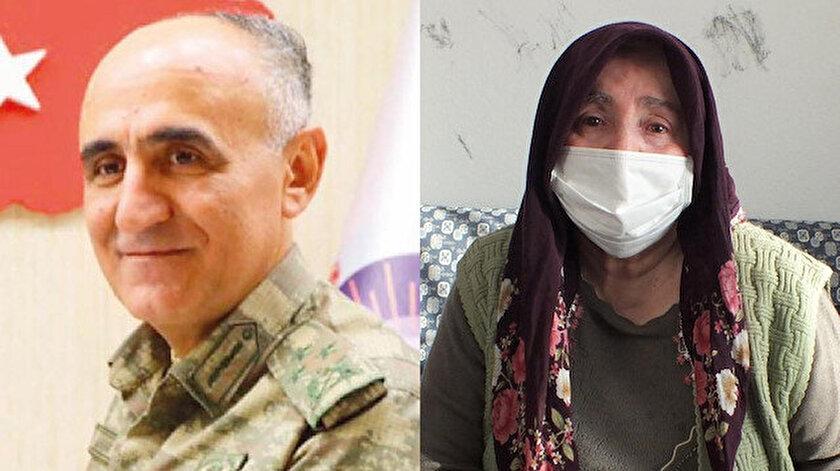 Şehit Korgeneral Erbaşın ablası: Gecesini gündüzüne katardı vatan sağ olsun
