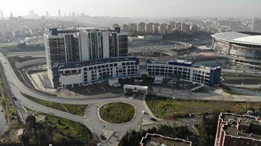 Seyrantepe Şehir Hastanesi hasta kabulüne başlıyor