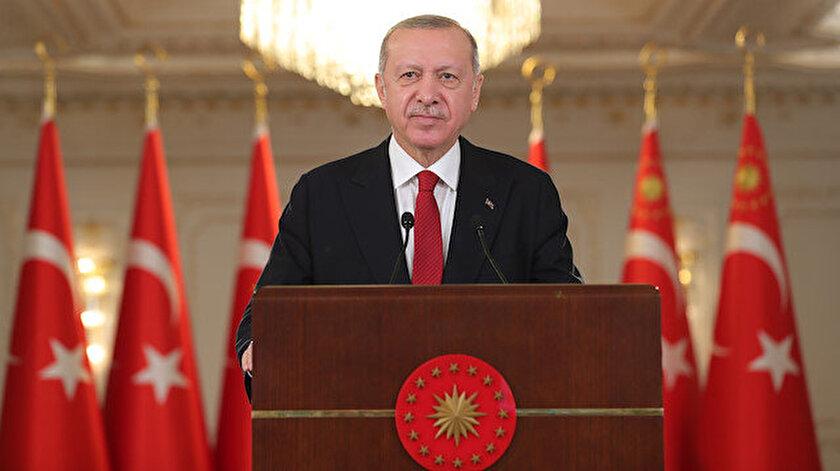 Cumhurbaşkanı Erdoğan: Doğu Akdenizdeki menfaatlerimizden asla taviz vermedik