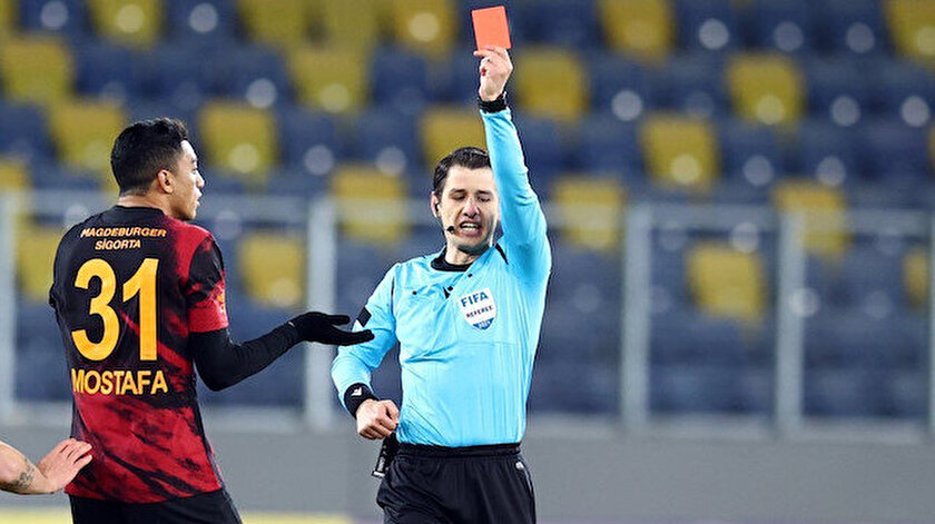 Tahkimden Ali Koç ve Mostafa Mohamed kararı