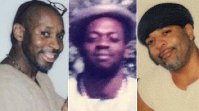 ABDde 25 yıldır tutuklu olan üç zanlı suçsuz oldukları anlaşılınca serbest bırakıldı