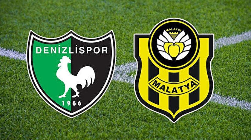 Denizlispor Yeni Malatyaspor maçı bugün saat kaçta, hangi kanalda? Heyecan Dorukta!