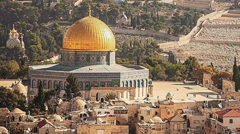 Kudüs'e selam 