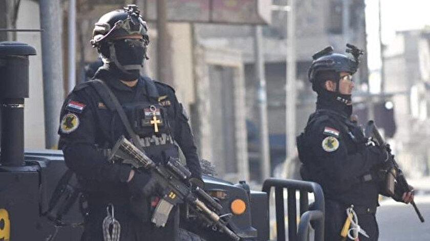 Papaya Irak ordusundan Hristiyan askerler tahsis edildi