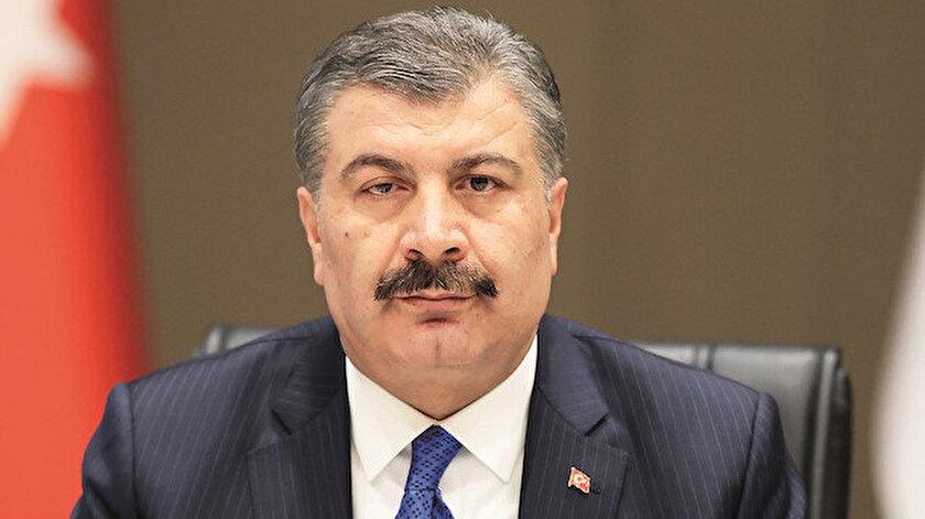 Sağlık Bakanı Koca: Kılıçdaroğlu milletin aleyhine çalışıyor