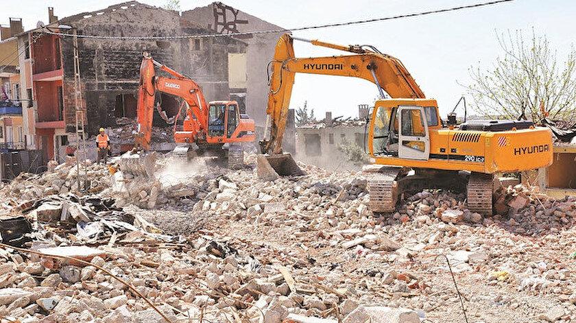 Kentsel dönüşüme kamu garantisi: Emlak Katılım müdahil olacak