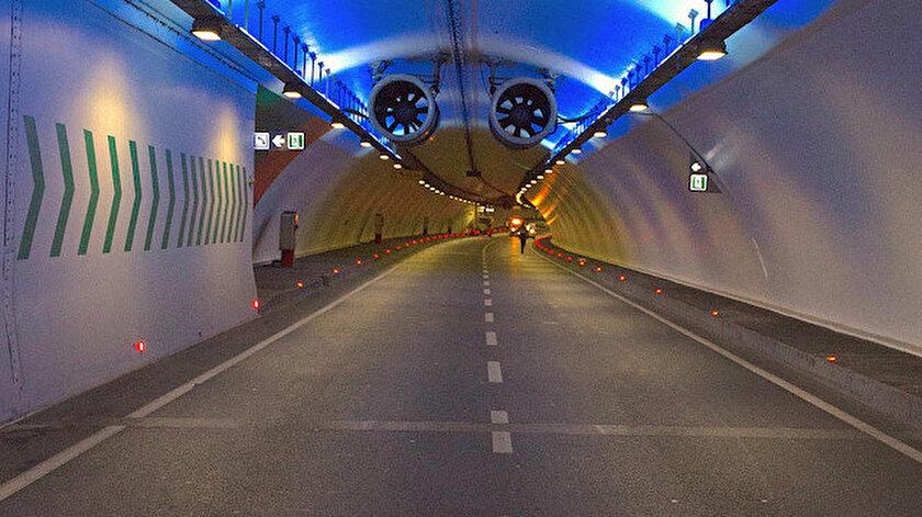 Avrasya Tünelini kaç kişi kullandı?