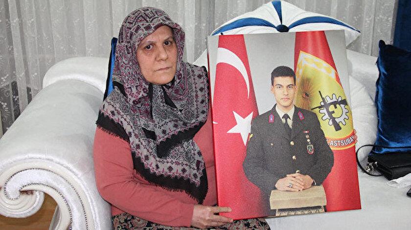 Şehit annesi Özbey: Kılıçdaroğlu bizim için yürüyüş yapacağını söyledi ama yapmadı