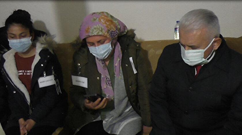 Amasyalı şehit ailesine Cumhurbaşkanı Erdoğandan taziye telefonu: Şehidimizin çocukları bize emanettir