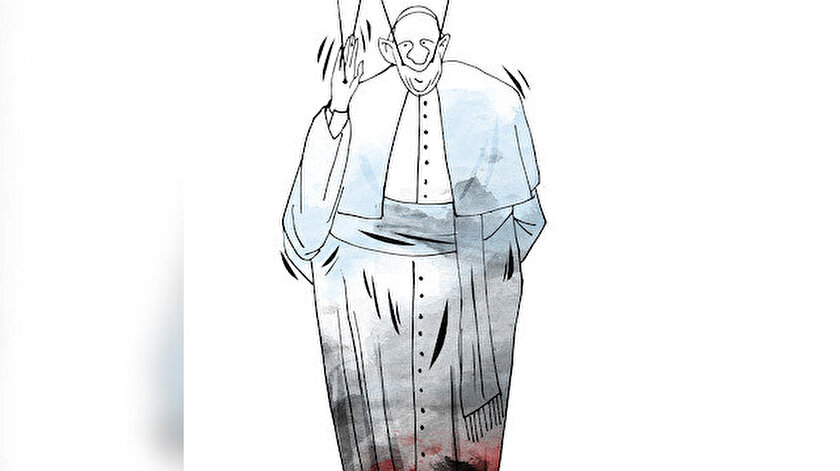 Papa'nın Irak ziyaretinin teo-stratejisi