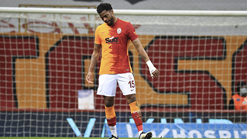 Galatasaraya Ryan Donktan kötü haber