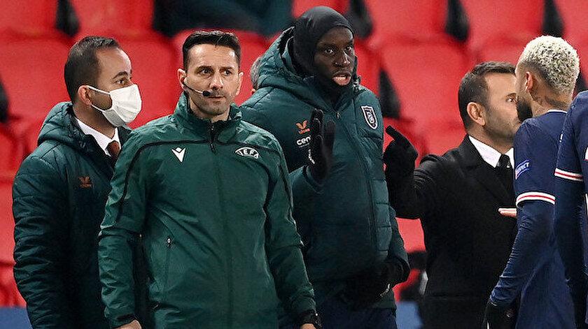 UEFAdan ırkçı hakem Constantin Coltescuya men cezası