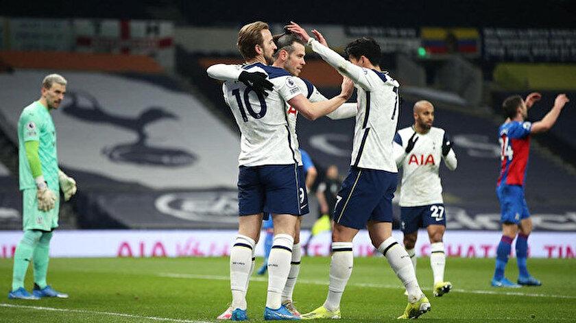 Tottenham-Crystal Palace maç özeti izle