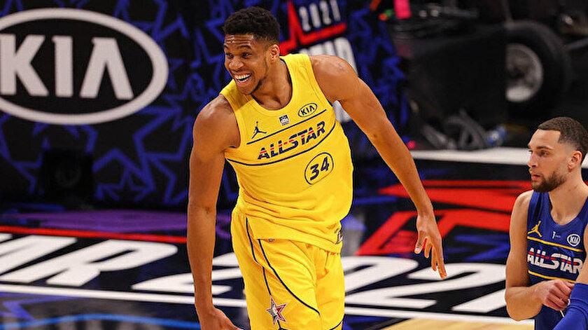 NBA All-Star 2021 maçını LeBronun takımı kazandı