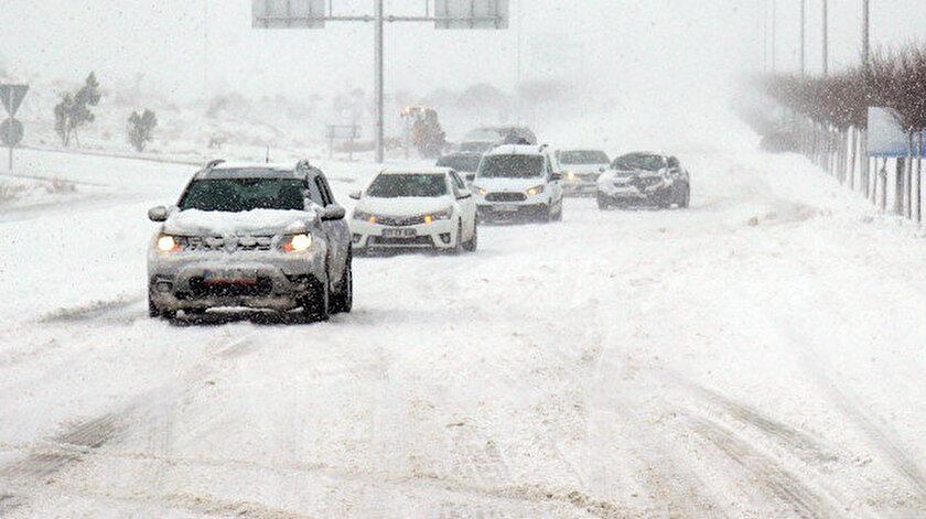 Meteorolojiden yağış ve yoğun kar uyarısı! Erzurum, Malatya, Hatay, Muş, İstanbul hava durumu