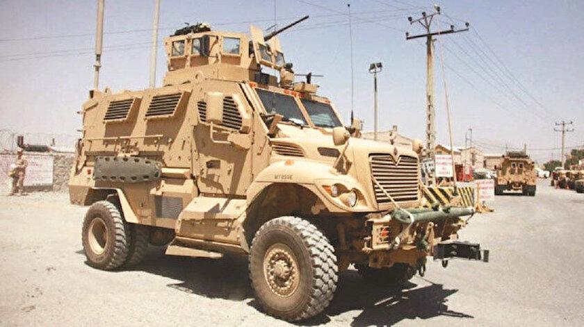 Hibe silahla gerginlik peşinde: ABDden 59 saldırı helikopteri ile 350 tank