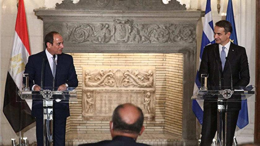 Yunan basını Mısırın adımları sonrası küplere bindi: Kalleşlik!