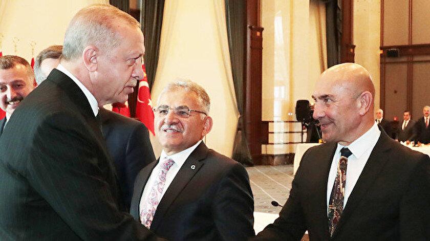 İzmir Büyükşehir Belediyesinin dış kredi izni uzatıldı: Sayın Cumhurbaşkanımıza teşekkürler ediyorum