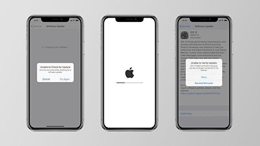 Apple kritik güvenlik güncellemesi yayınladı