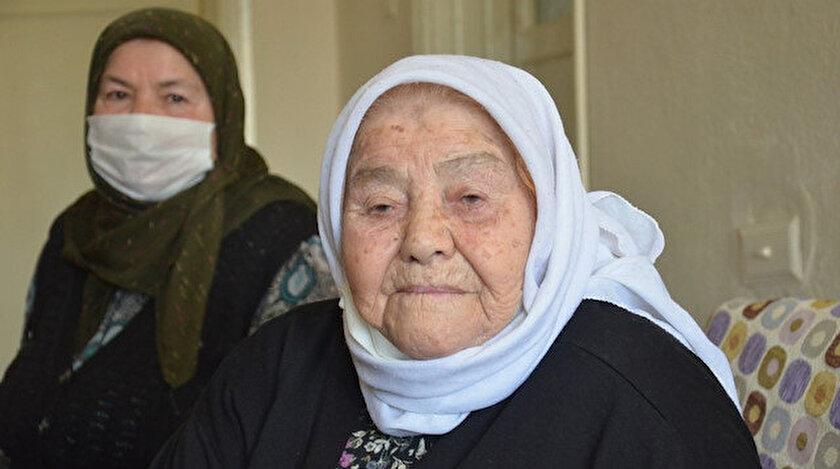 101 yaşında her işini kendi yapıyor: Bir asırlık ömrün sırrını verdi