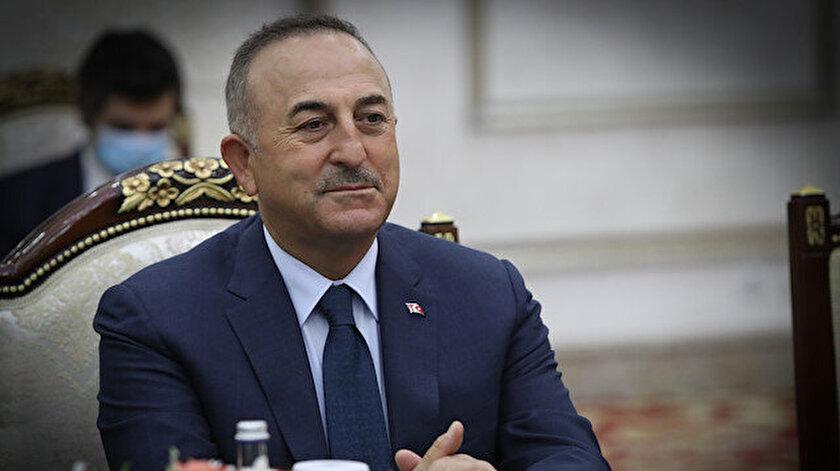Dışişleri Bakanı Çavuşoğlu: (FETÖ) Sadece bizim için değil Kırgızistan için de tehdittir