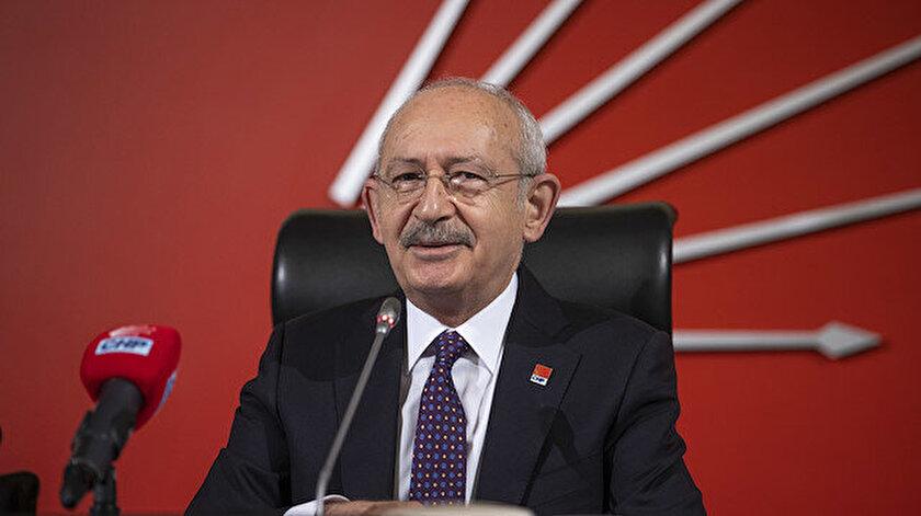 CHP Genel Başkanı Kılıçdaroğlu'nun tuhaf önerileri