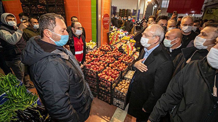 İzmirli esnaftan Kılıçdaroğluna tepki: Hizmet verilmiyor rica ediyoruz belediyelerimiz güzel çalışsın