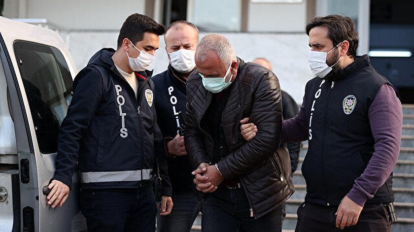Bursada zincirleme trafik kazasına yol açan TIRın sürücüsü tutuklandı