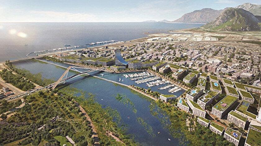 2021 Kanal İstanbul yılı olacak - Yeni Şafak