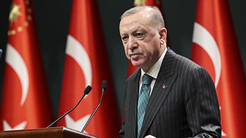 Cumhurbaşkanı Erdoğandan yerli otomobil açıklaması: 2022 sonunda banttan indirmeyi planlıyoruz