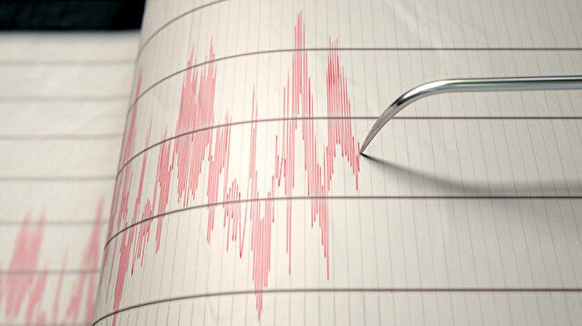 Burdurda 3.7 büyüklüğünde deprem meydana geldi