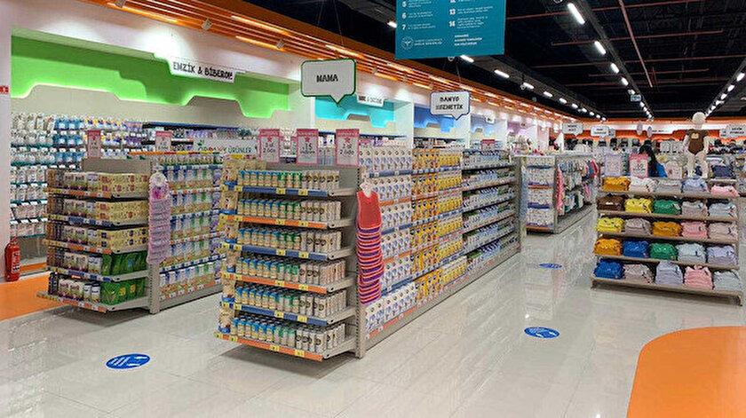 ebebek pandemi sürecinde de büyümeye devam ediyor: Marka 174. mağazasını Ankara Cepa AVM'de açtı