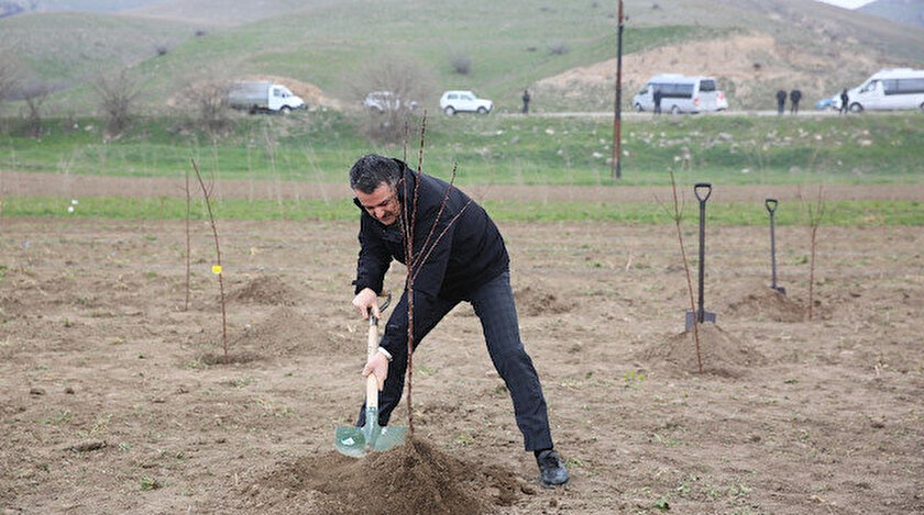 İşgalden kurtarılan Karabağda ilk tohum: Türkiye'nin öncülüğünde tarım faaliyetleri başladı