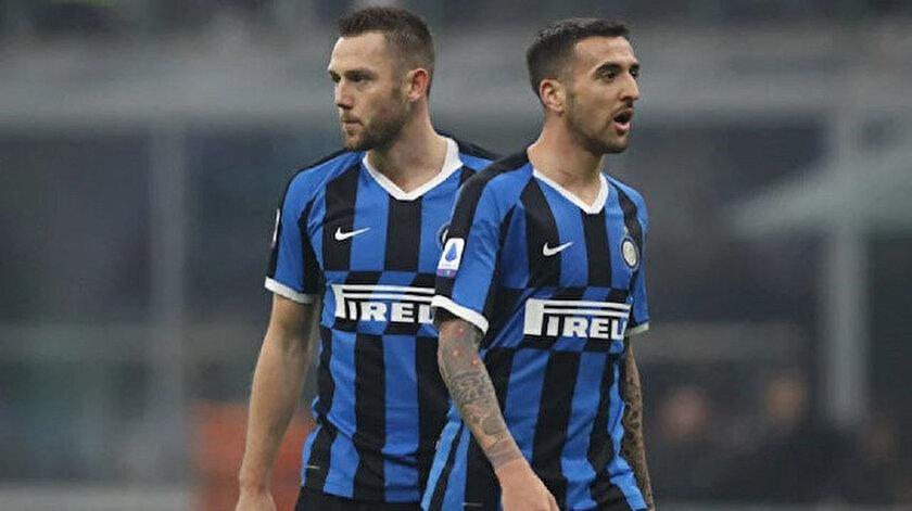 Inter-Sassuolo maçına koronavirüs engeli