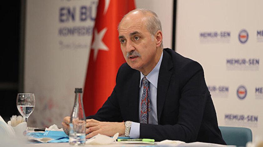 AK Parti Genel Başkanvekili Kurtulmuştan 18 Mart mesajı