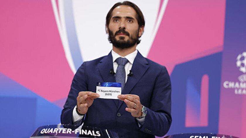 Şampiyonlar Liginde eşleşmeler belli oldu: Erken final