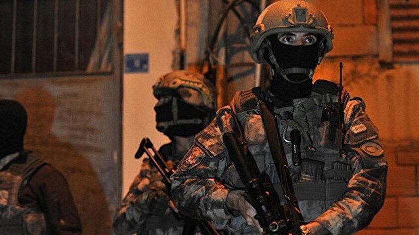 Kocaeli'nde PKK operasyonu: HDP'li yöneticilerde gözaltında