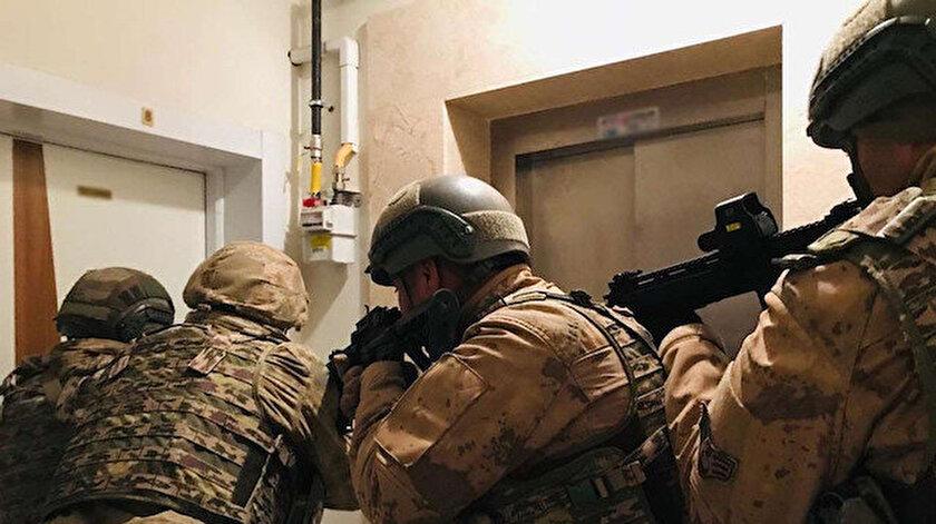 Mersinde PKK/KCKya yönelik operasyonda 14 kişi yakalandı: Nevruz öncesi eylem yapacaklardı