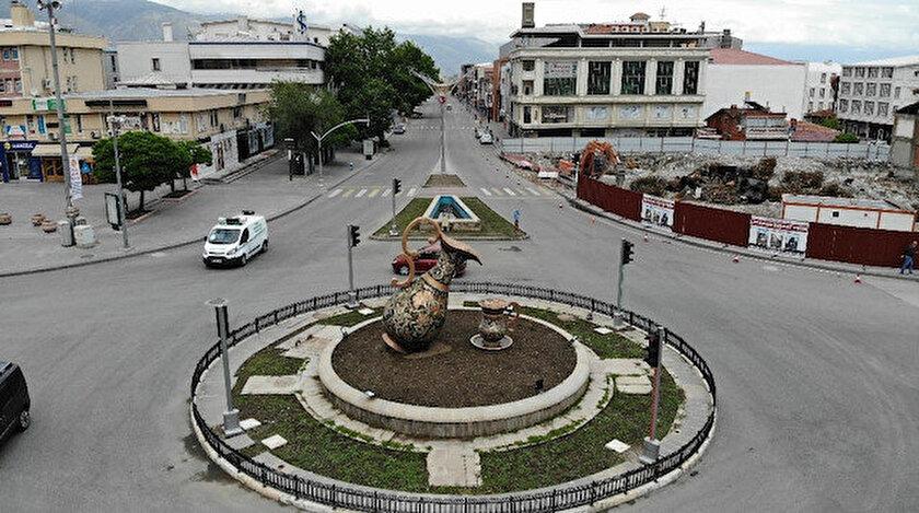 Erzincan'da 1.5 ile 4.3 şiddetinde değişen 13 deprem meydana geldi
