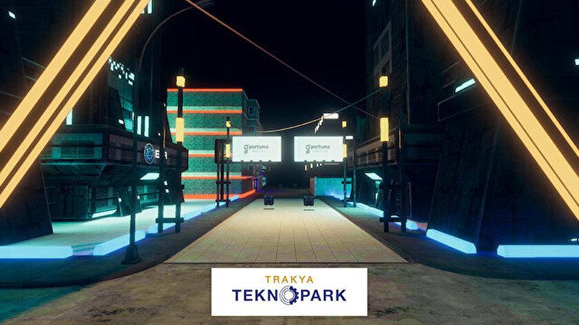 """Trakya Teknopark ve Destex Digital iş birliği ile dünyanın ve Türkiyenin ilk """"Portuma"""" projesi hayata geçiyor"""