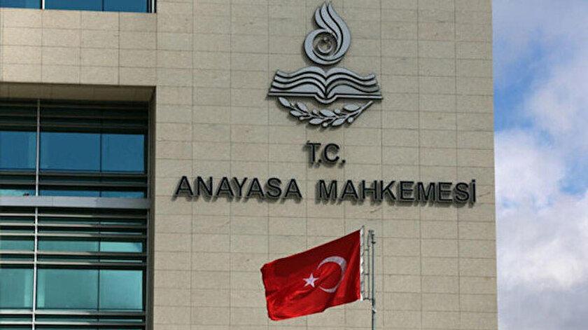 Anayasa Mahkemesi HDPnin kapatılması istemiyle açılan davada ilk inceleme için tarih verdi