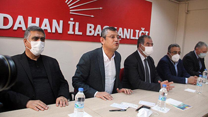 HDP ile ittifak sorusuna CHPli Özelden yanıt: Herhangi bir ittifaka mecbur bir parti değiliz