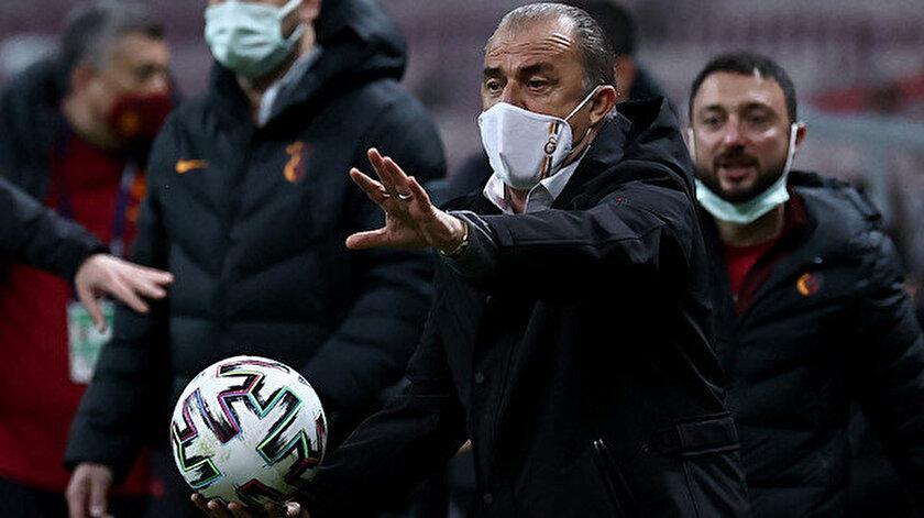 Galatasaray Teknik Direktörü Fatih Terime 2 maç men cezası verildi