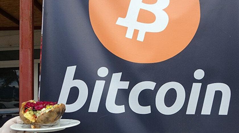 Türkiyede bir ilk: Çanakkaleli esnaf Bitcoin ile kumpir satıyor
